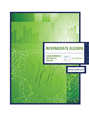 Intermediate Algebra 2nd EditionCONTENT ON DEMAND