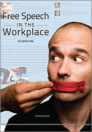 Free Speech in the WorkplaceEdited by Keith Fink