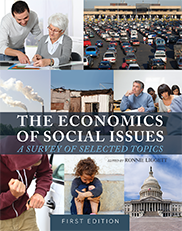 The Economics of Social IssuesRonnie Liggett