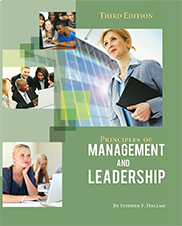 Principles of Management and LeadershipBy Stephen F. Hallam