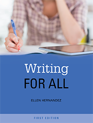 Writing for AllEllen Hernandez