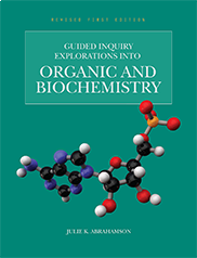 Guided Inquiry Explorations into Organic and Biochemistry Julie K. Abrahamson