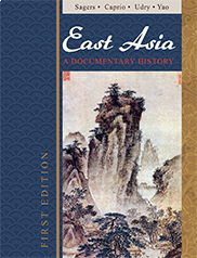 East AsiaJohn Sagers, Stephen Udry, Mark Caprio, and Ping Yao