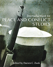 Introduction to Peace and Conflict StudiesDarren C. Zook
