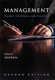 Management: Theory, Research, and PracticeEdited by Afzal Rahim