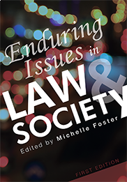 Enduring Issues in Law and SocietyMichelle Foster