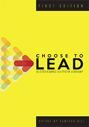 Choose to LeadVanessa D Hill