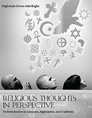Religious Thoughts in PerspectiveIbigbolade Simon Aderibigbe