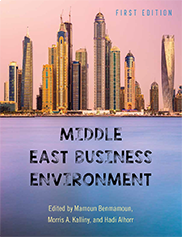 Middle East Business EnvironmentMorris A Kalliny, Hadi Alhorr, and Mamoun Benmamoun