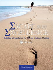Escape into Excellence: Building a Foundation for Honest Decision-Making Diana Rangaves