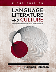 Language, Literature and CultureHolbrook Robinson