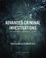 Advanced Criminal InvestigationsStephen D