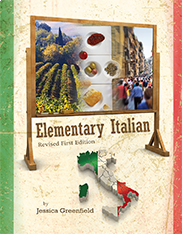 Elementary Italian (Revised First Edition)Jessica Greenfield