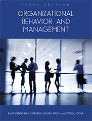 Organizational Behavior and ManagementRoxanne Helm-Stevens, Daniel Kipley, and Ronald Jewe