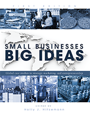Small Businesses, Big IdeasHolly J Hitzemann