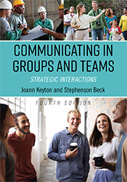 Communicating in Groups and TeamsJoann Keyton and Stephenson Beck