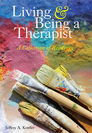 Living and Being a TherapistJeffrey Kottler